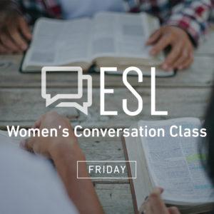 ESL Women's Conversation Class