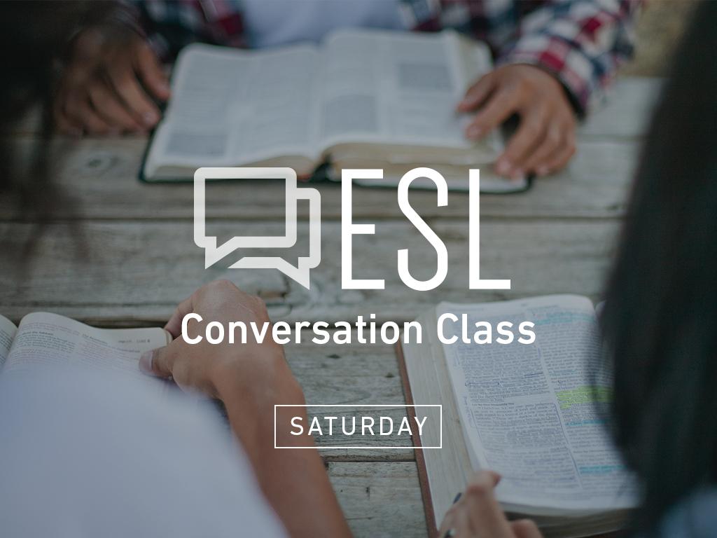 ESL Conversation Class