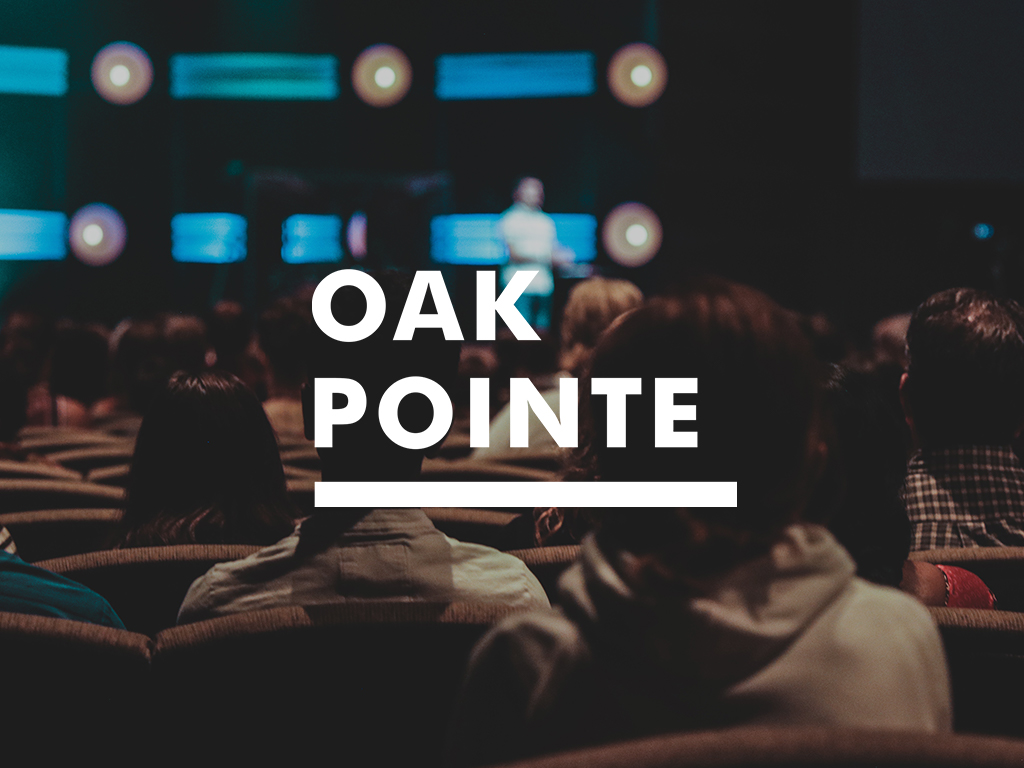 Events at Oak Pointe Church