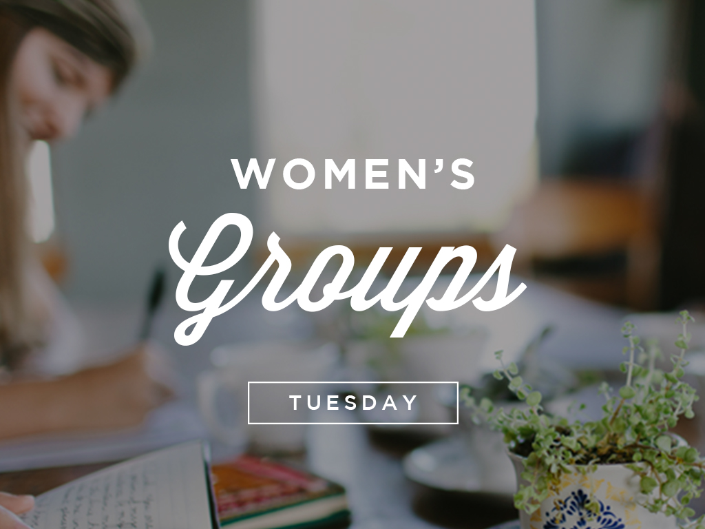Tuesday Women's Groups at Oak Pointe
