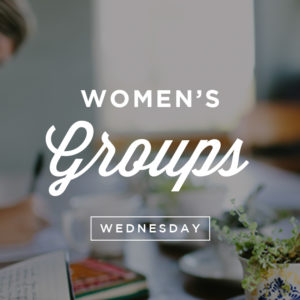 Women's Groups at Oak Pointe