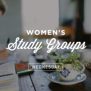 Women's Study Groups