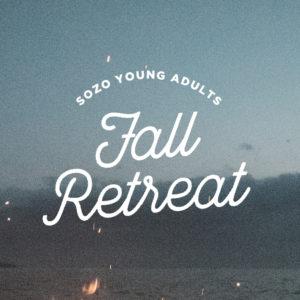Sozo Fall Retreat